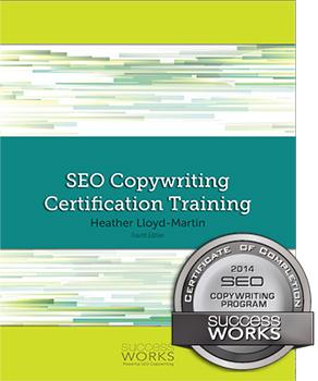 SEO Copywriting Certification Program